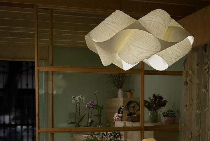 Editor's Picks: Modern Lighting Made From Eco-Friendly Materials