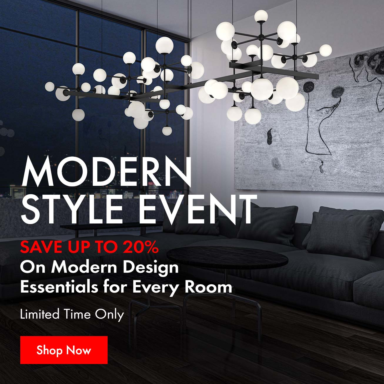 Modern Style Event