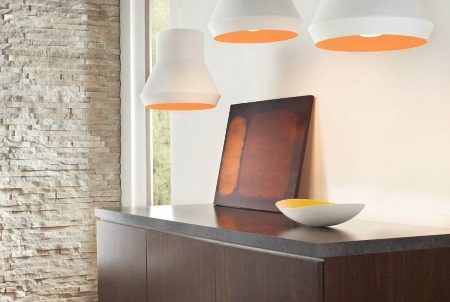 Design Trend: Mixed Materials + Contrasting Finishes