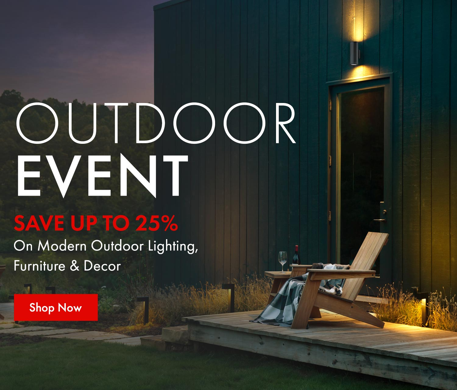 Shop Outdoor Event