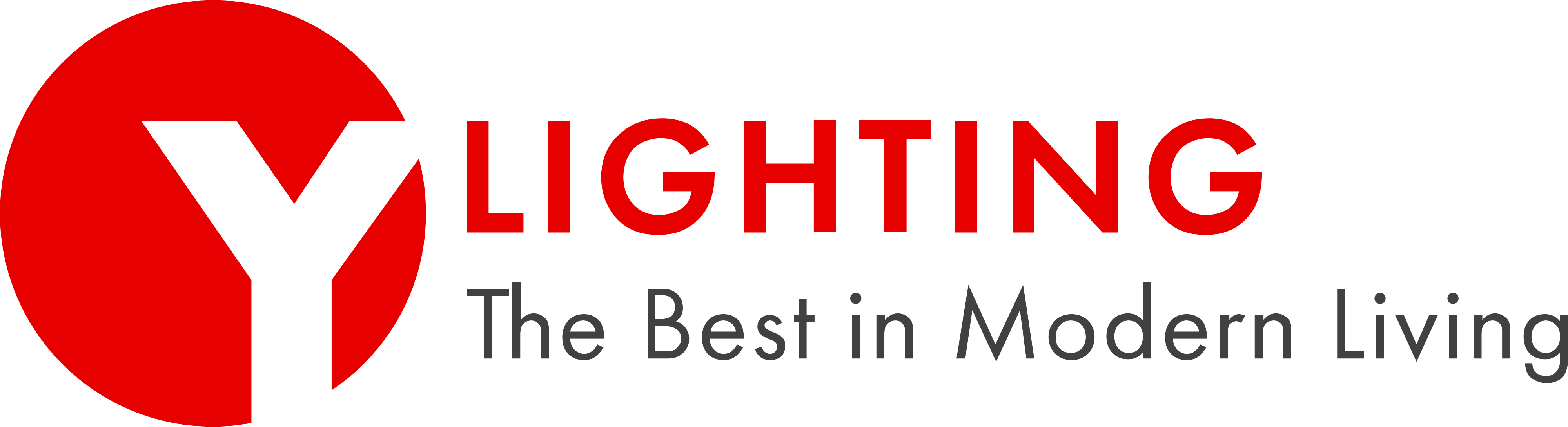 YLighting The Best in Modern Living